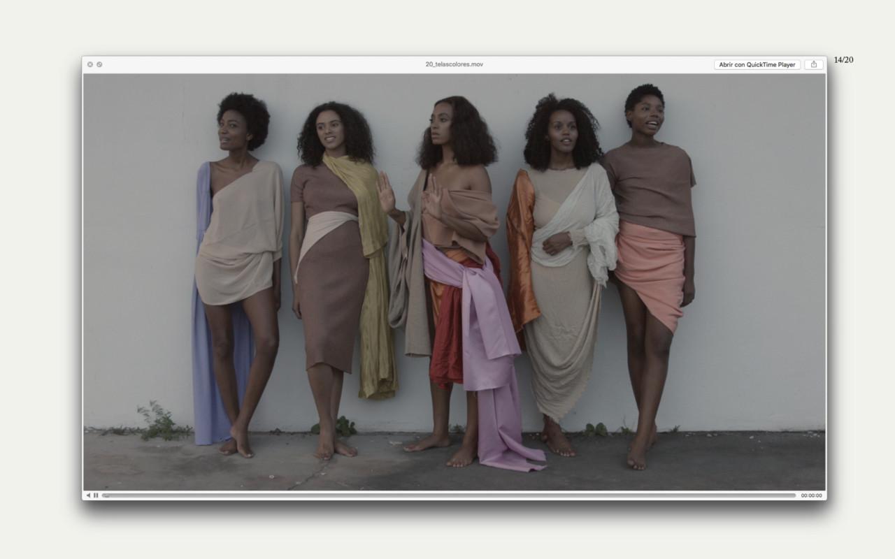 Querida Solange — Seventy States